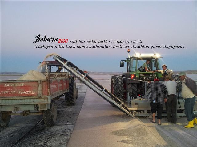 2100 Salacia successfully passed tests